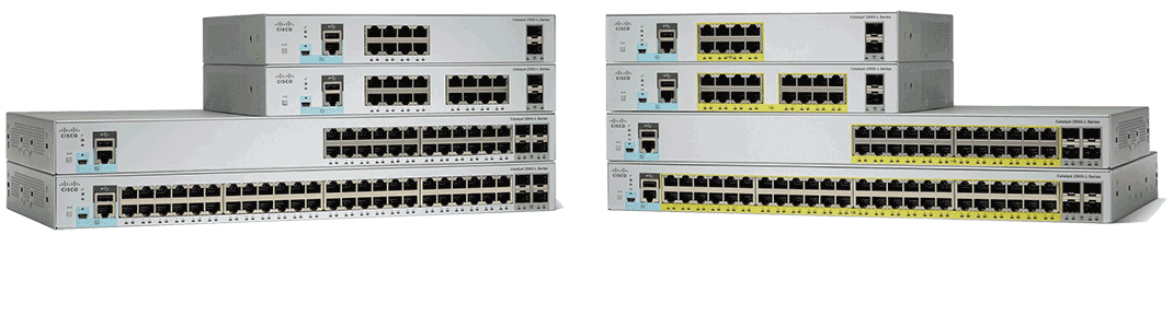 Cisco Catalyst 2960-L Series Switches