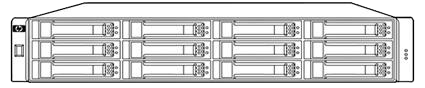 HPE MSA 1040 Storage (LFF)
