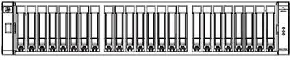 (HPE MSA 2040 Storage (SFF