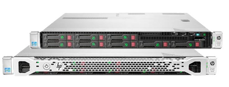 (HPE ProLiant DL360 Generation9 (Gen9