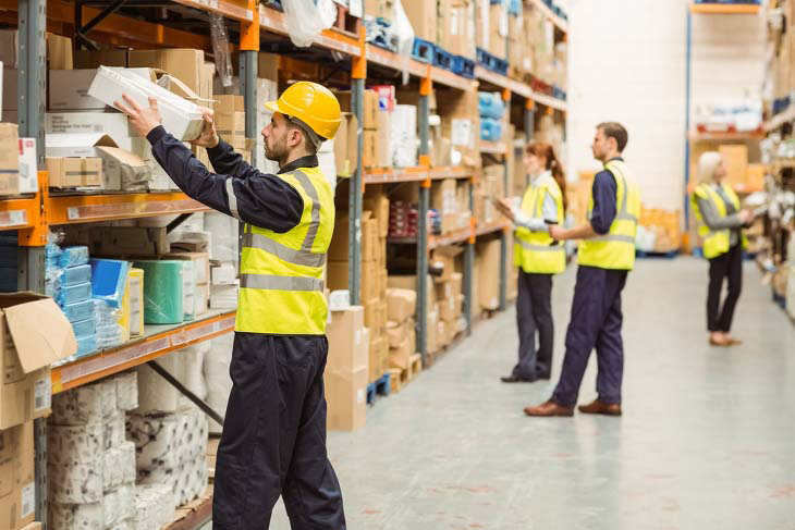 warehouse-handling
